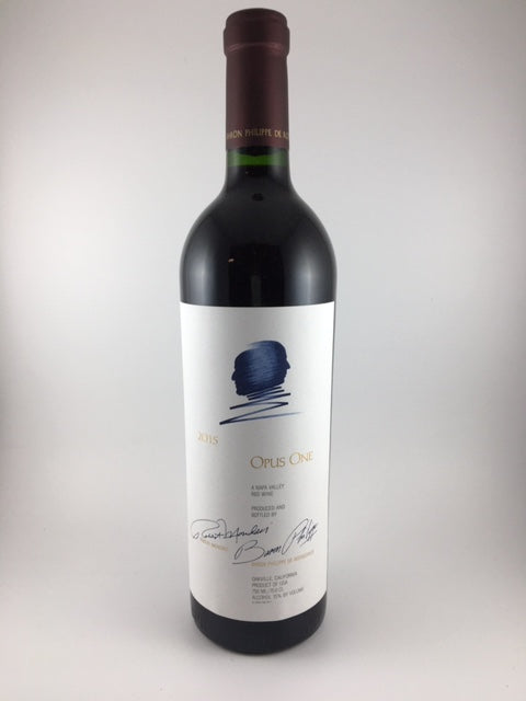 2015 Opus One Napa Valley Bordeaux Blend  (750ml)