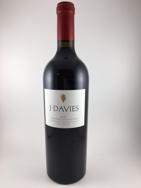2016 J. Davies Diamond Mountain Cabernet Sauvignon (750ml)