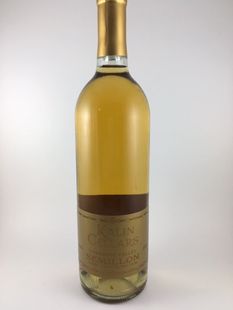 2001 Kalin Cellars Livermore Valley Semillon (750ml)