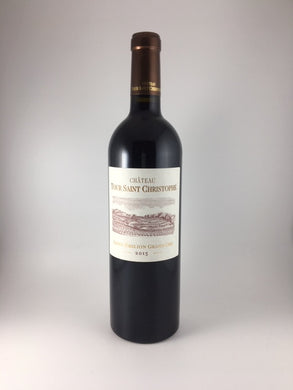 2015 Tour Saint-Christophe, St-Emilion (750ml)