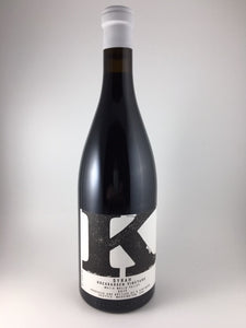 "2017 K Vintners ""Rock Garden Vineyard"" Walla Walla Valley Syrah (750ml)"