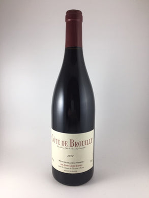 2017 Jean-Claude Lapalu Côte de Brouilly (750ml)