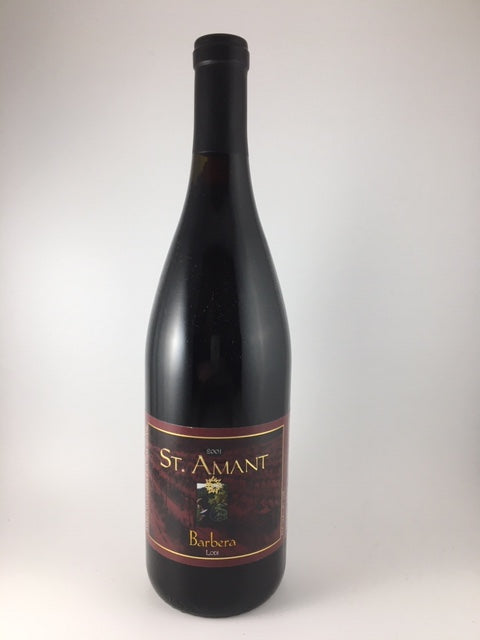 2000 Saint Amant Lodi Barbera (750ml)