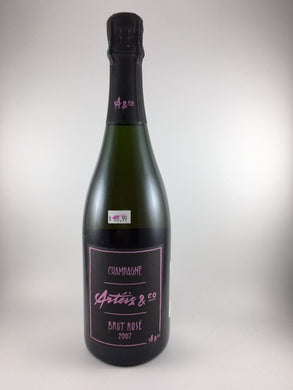 2007 Arteis Brut Rose Champagne (750ml)