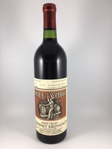 "1983 Heitz Cellar ""Martha's Vineyard"" Napa Valley Cabernet Sauvignon (750ml)"