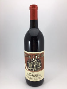 "1990 Heitz Cellars ""Heitz Vineyard"" Napa Valley Grignolino (750ml)"