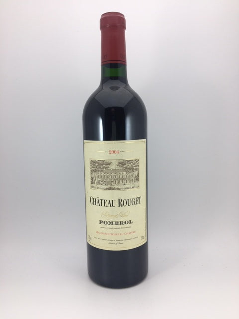 2004 Chateau Rouget, Pomerol (750ml)