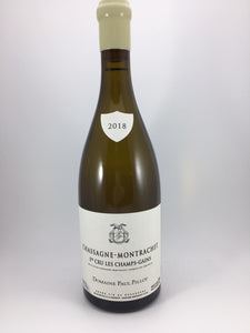 2018 Domaine Paul Pillot Chassagne-Montrachet Les Champ Gains 1er (750ml) Pre-Arrival