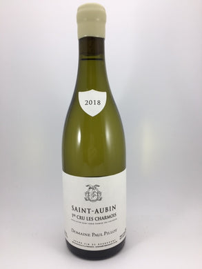 2018 Domaine Paul Pillot Saint Aubin Charmois 1er (750ml)