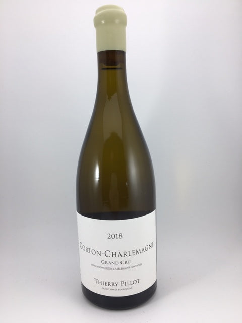 2018 Thierry Pillot Corton Charlemagne Grand Cru (750ml)