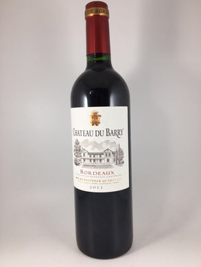 2011 Chateau du Barry, Bordeaux