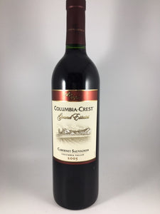 "2005 Columbia Crest ""Grand Estates"" Columbia Valley Cabernet Sauvignon (750ml)"