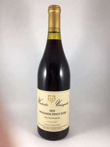 "2010 Woodside Vineyards ""Woodside Pinot Noir"" Santa Cruz Mountains Pinot Noir (750ml)"