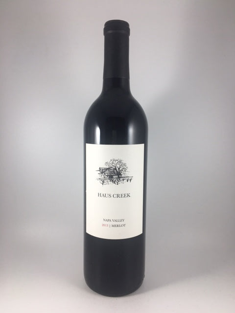 2013 Haus Creek Napa Valley Merlot (750ml)
