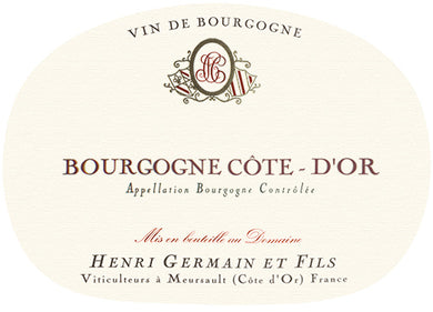 2017 Henri Germain Bourgogne Rouge (750ml)