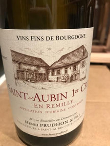2017 Henri Prudhon & Fils Saint-Aubin 1er Cru En Remilly (750ml)