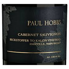 2016 Paul Hobbs Cabernet Sauvignon Beckstoffer To-Kalon (750ml)