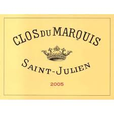 2005 Clos du Marquis (Leoville Las Cases), Saint Julien (750ml)