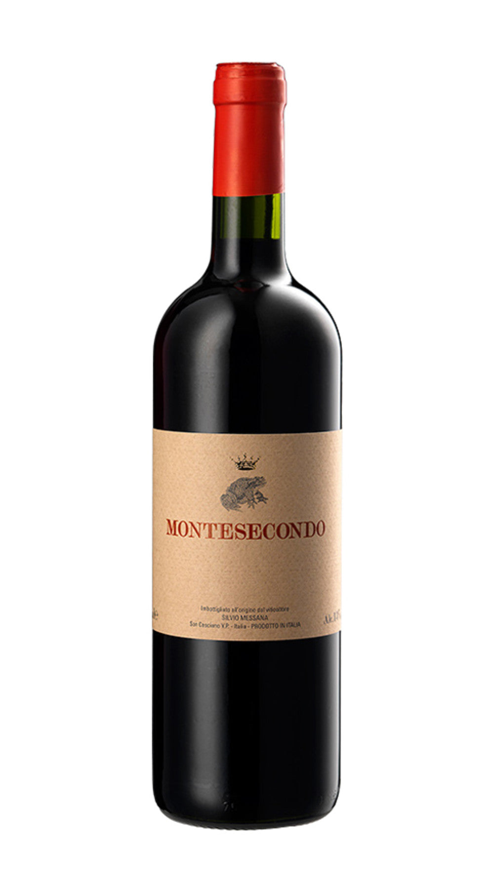 2019 Montesecondo Sangiovese (750ml)