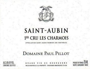 2018 Paul Pillot Saint-Aubin 1er Cru Les Charmois (1500ml)