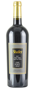 2017 Shafer One Point Five Cabernet Sauvignon Stags Leap District (750ml)