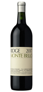 "2017 Ridge Vineyards ""Monte Bello"" Santa Cruz Mountains Cabernet Sauvignon Magnum (1500ml)"