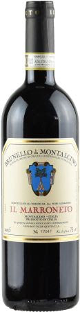 2015 Il Marroneto Brunello di Montalcino (750ml)