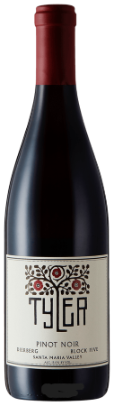 2018 Tyler Pinot Noir Dierberg Vineyard Block 5 (750ml)