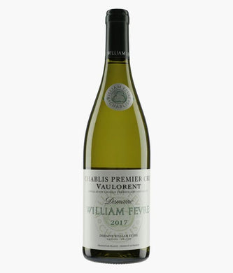 2017 Domaine William Fevre Chablis 1er Cru Vaulorent (750ml) Pre-Arrival