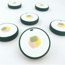 Load image into Gallery viewer, Sushi Teething Pendant©