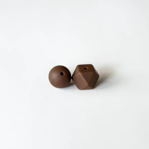 Truffle Brown Beads