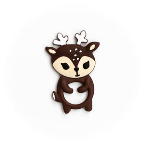 Oh Deer Silicone Teething Pendant©