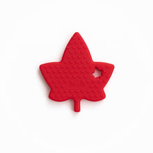 Load image into Gallery viewer, Maple Leaf Silicone Teething Pendant©