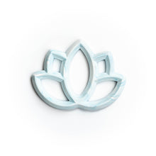 Load image into Gallery viewer, Lotus Flower Silicone Teething Pendant©