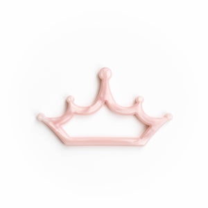 Crown Silicone Teething Pendant©