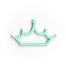 Load image into Gallery viewer, Crown Silicone Teething Pendant©