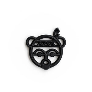 Warrior Bear Teething Pendant©