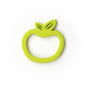 Apple Teething Silicone Teething Pendant©