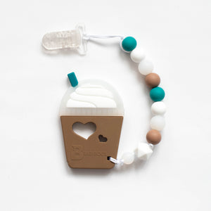 Frappuccino Teething Clip