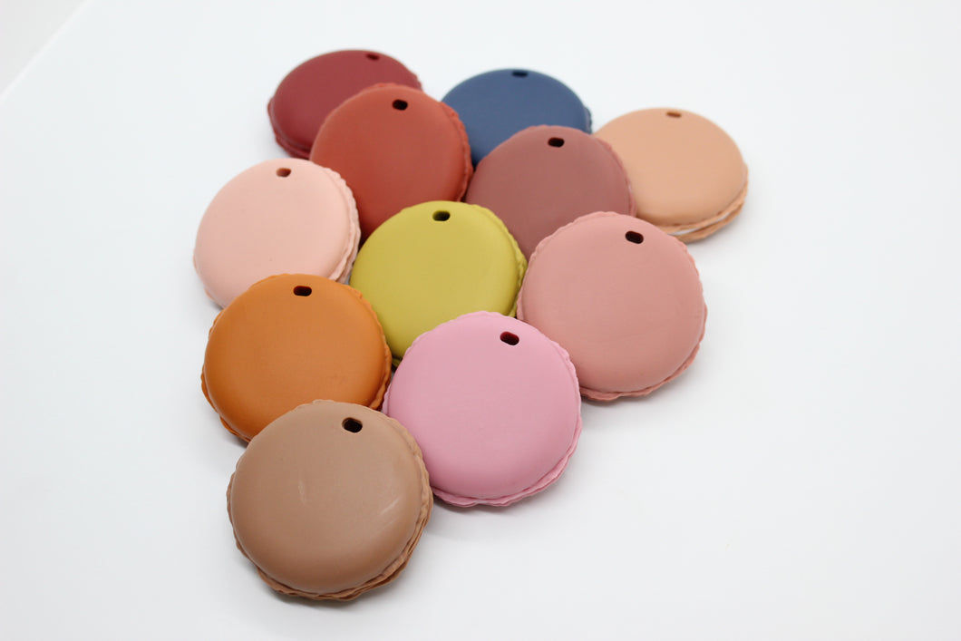 Macaron Teether * New Thinner Design *