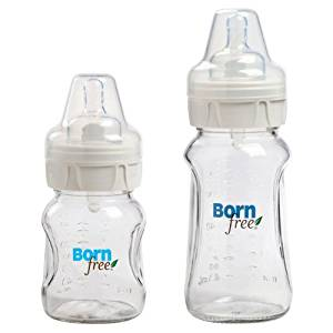 BFree Super Glass Baby Bottle