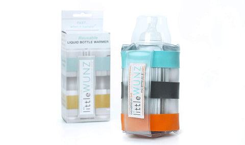 littleWUNZ Reusable Liquid Bottle Warmer