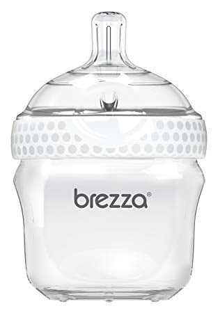 Baby Brezza Natural Baby Bottle