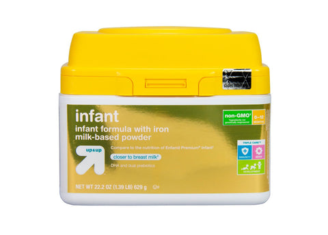 Up and Up Gentle Non-GMO Infant Formula