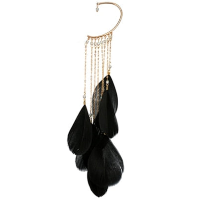 BJ211 : 1 Pc trendy clip Earrings (30 styles)