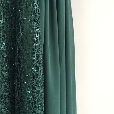 Plus Size sequines Prom Dresses( 6 colors)