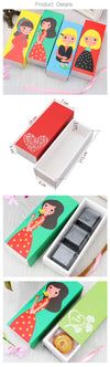 Cute Macaron Gift Box For DIY Guest Gift (9 syles)
