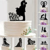 Wedding Cake Topper (23 Styles )