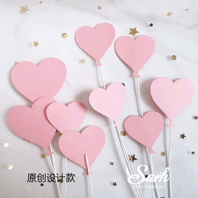 Lovely Princess Cake topper and cake decorations