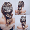 BJ188 Rhinestone Bridal Headband (2 Colors)
